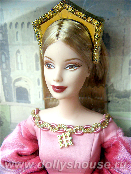 Barbie Princess of England